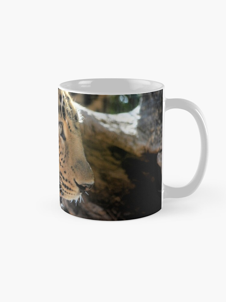 Alternate view of Lepord Mug