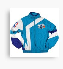 Hornets Windbreaker Jacket Canvas Print