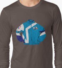 Hornets Windbreaker Jacket Long Sleeve T-Shirt