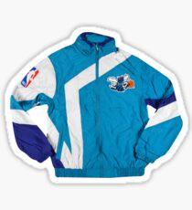 Hornets Windbreaker Jacket Sticker