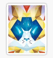 Solgaleo Pokémon Sol Sticker