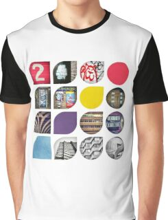 Cold Comfort Collage — The Streets Graphic T-Shirt