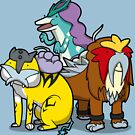 Legendary Doggo's by Aniforce