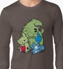 Terrific Tyrannic Dinosaurs T-Shirt