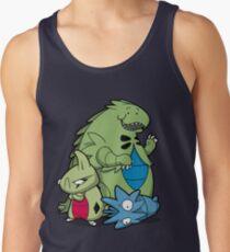 Terrific Tyrannic Dinosaurs Tank Top