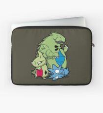 Terrific Tyrannic Dinosaurs Laptop Sleeve