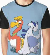 Gaurdian of the Sky and Sea Graphic T-Shirt