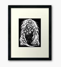 The Gravelord Framed Print