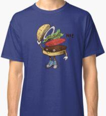 Burger Greeting Classic T-Shirt