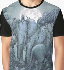 Midnight in the Stone Garden Graphic T-Shirt