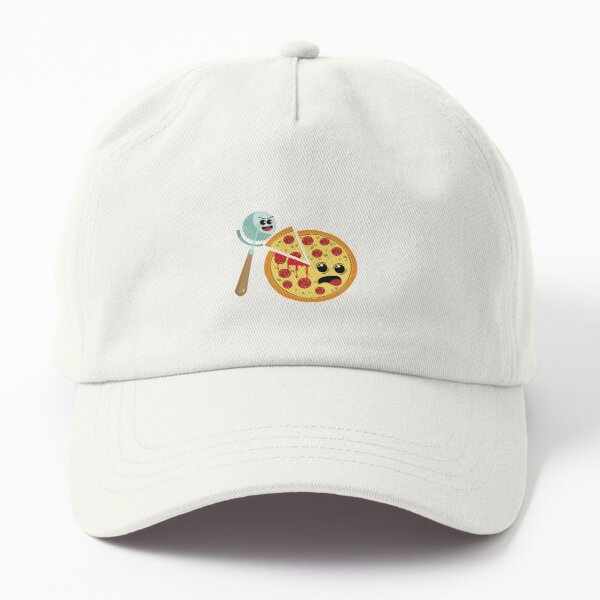 pizza pizza cutter Dad Hat