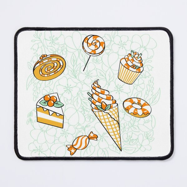Summer sweets Mouse Pad