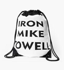 mike towell Drawstring Bag