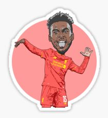 Dance Sturridge Dance!! Sticker