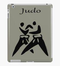 JUDO...the Dance of Champions! iPad Case/Skin