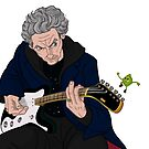 Doctor jams with Sprout by CreativeCatFX