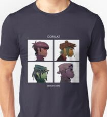 demon days Unisex T-Shirt