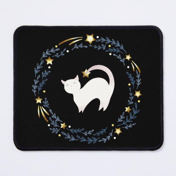 Zodiac cat - Scorpio Mouse Pad