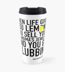 Jean-Ralphio Saperstein Quote (Parks and Rec) Travel Mug