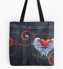 Forever In Bluejeans Tote Bag