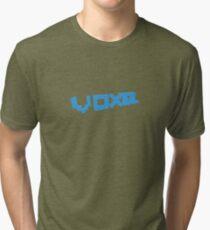 Voxel Based  Tri-blend T-Shirt
