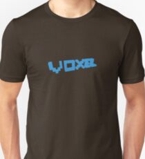 Voxel Based  Unisex T-Shirt