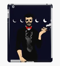 Hipster Reaper iPad Case/Skin