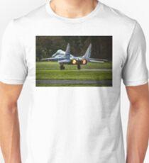 "Mikoyan MiG-29S ""Fulcrum C"" blue 407 T-Shirt"
