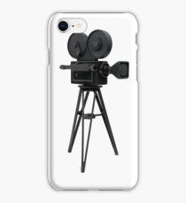 Film Camera Prop iPhone Case/Skin