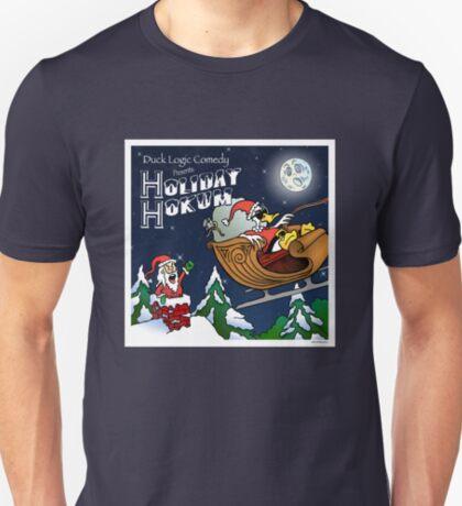 Holiday Hokum CD Cover - Duck Logic T-Shirt