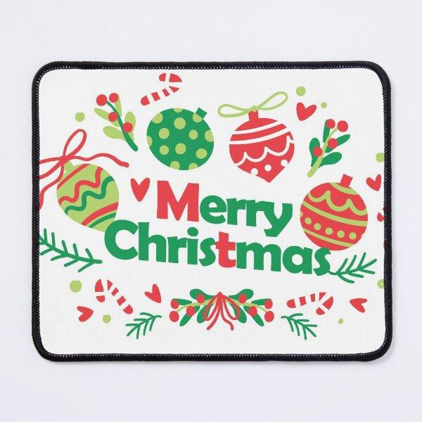 Merry Christmas Shirt  Mouse Pad