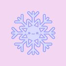 Cute snowflake by peppermintpopuk