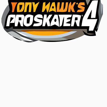 Tony Hawks Pro Skater 4. by JAC97