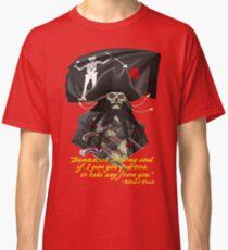 Blackbeard- No Quarter Classic T-Shirt