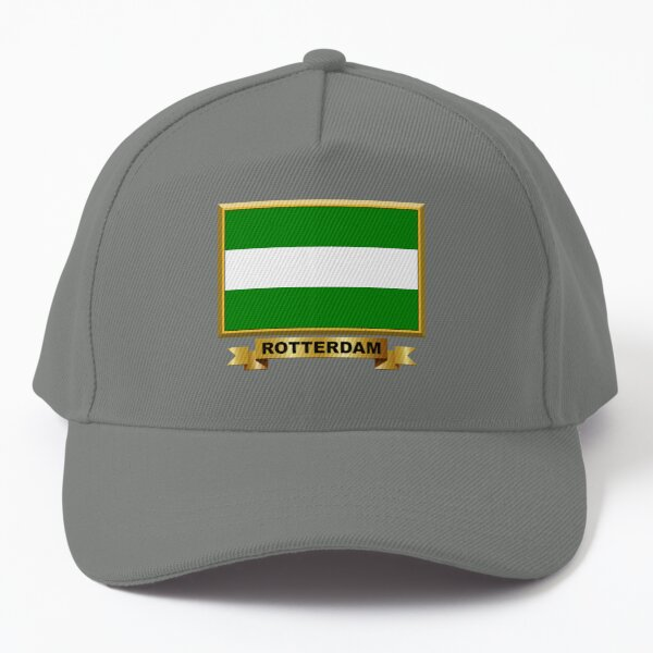ROTTERDAM Flag Gifts, Masks, Stickers & Products (N) Baseball Cap