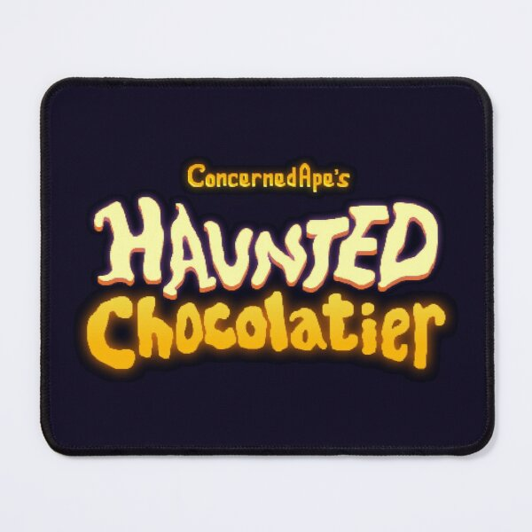 Haunted Chocolatier Mouse Pad