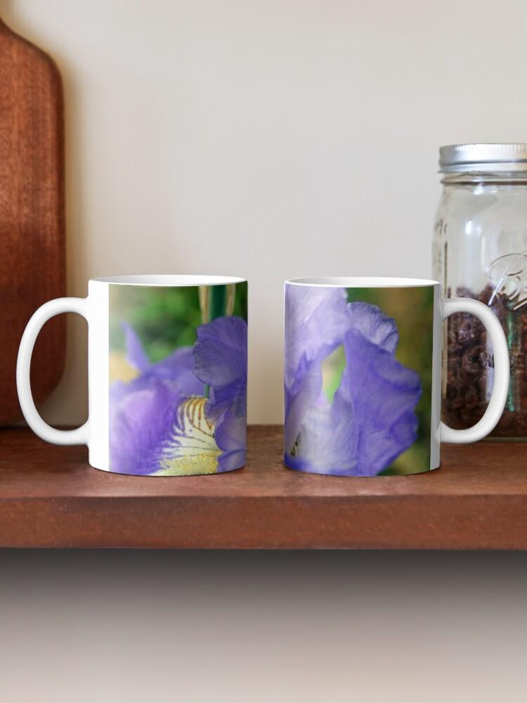 Alternate view of Inside the Iris Mug