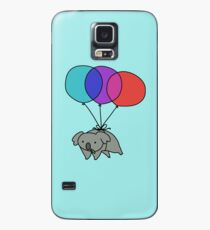 Balloon Koala Case/Skin for Samsung Galaxy
