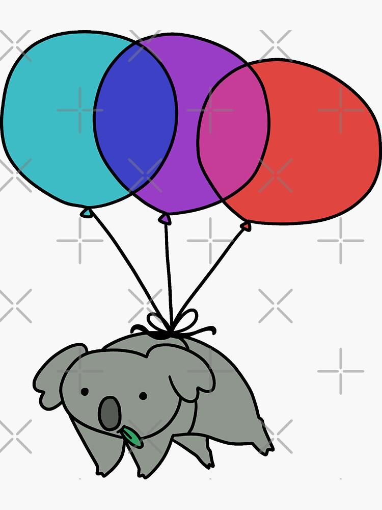 Koala globo de SaradaBoru