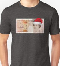 £5 Note - Merry Christmas! T-Shirt