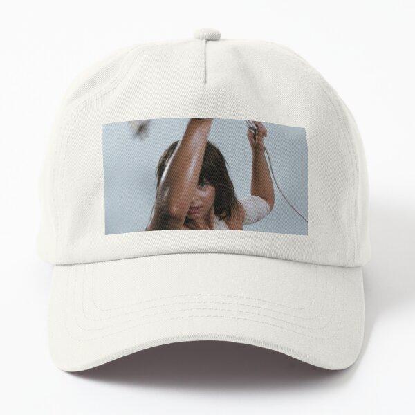 Diseño de la foto de la camisa de Nathy Peluso Dad hat