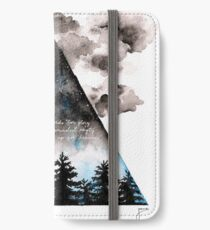 Glory iPhone Wallet/Case/Skin