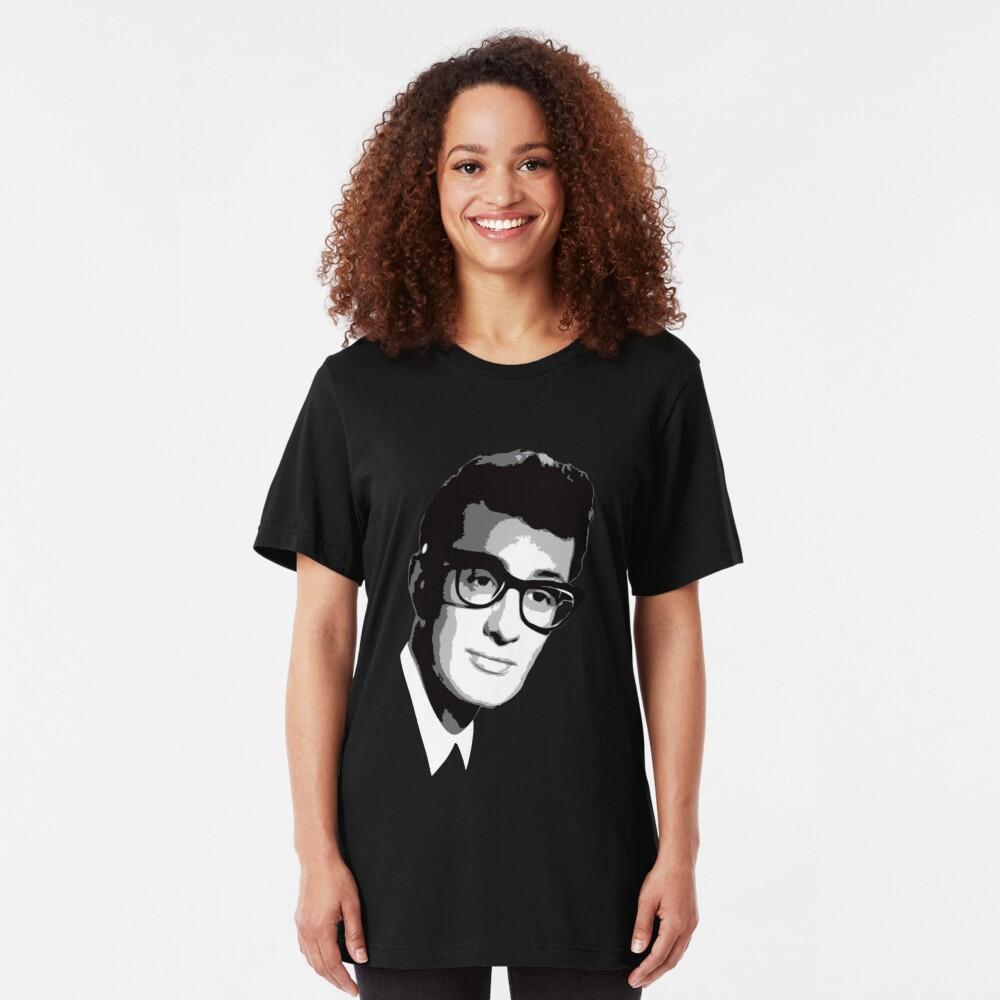 Buddy Holly Slim Fit T-Shirt