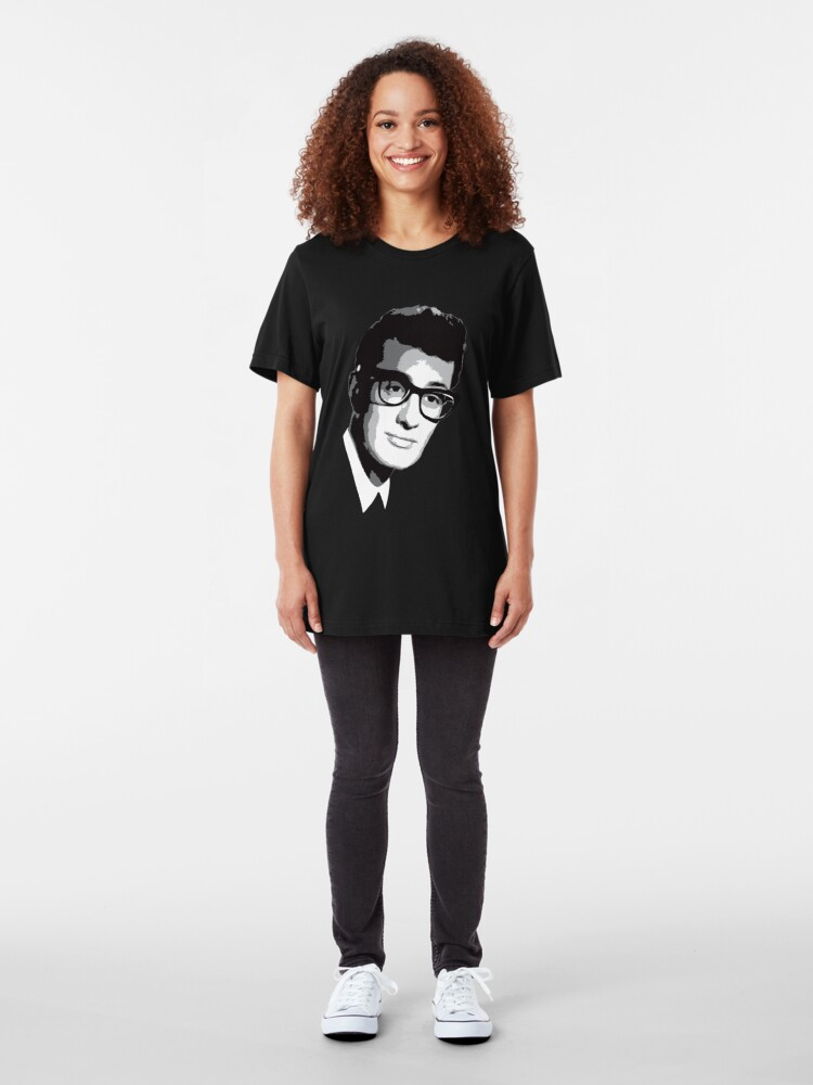 Alternate view of Buddy Holly Slim Fit T-Shirt