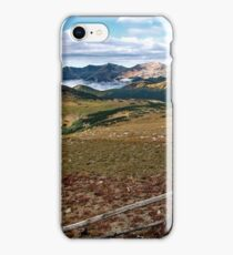 Following the clouds iPhone Case/Skin
