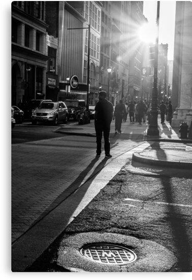 Philadelphia Street Photography - 0943 by David K. Sutton