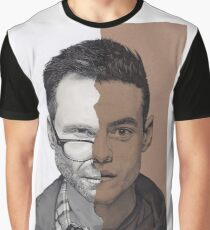 Mr. Robot Graphic T-Shirt