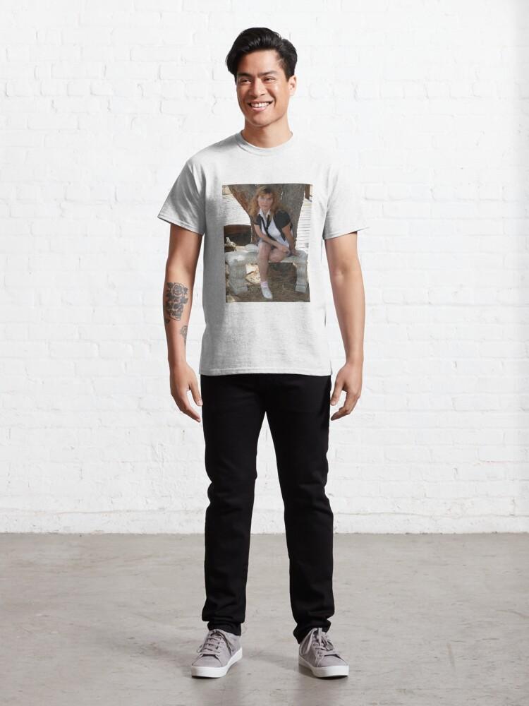 Alternate view of t-school Classic T-Shirt