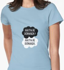 Natalie Dormer (The Fault in Our Stars) Women's Fitted T-Shirt