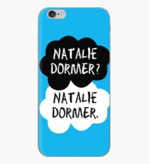 Natalie Dormer (The Fault in Our Stars) iPhone Case